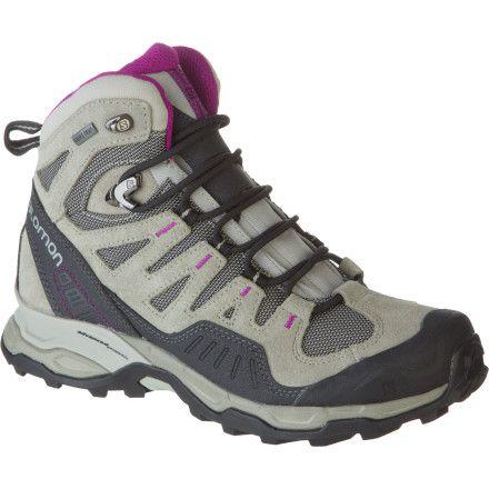 Salomon Conquest GTX Hiking Boot Women's. Good brand for