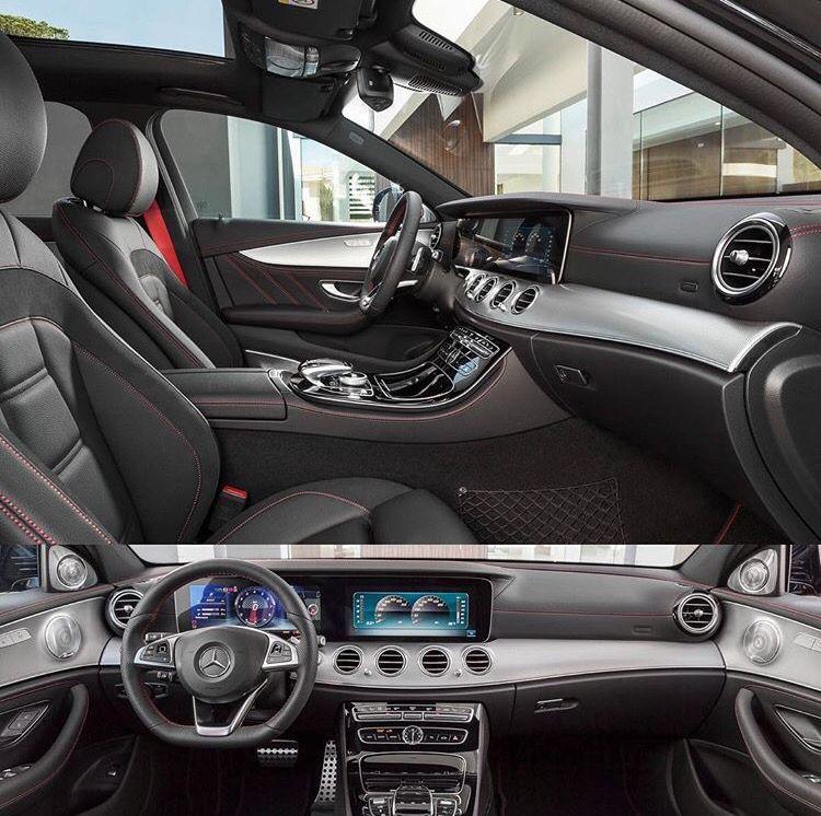 Interior All New E43 Amg 2017 Mercedes Amg Mercedes Benz Amg