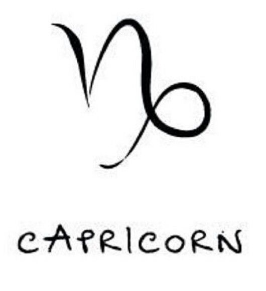 My Next Tattoo Since My Name Starts With An N The Capricorn