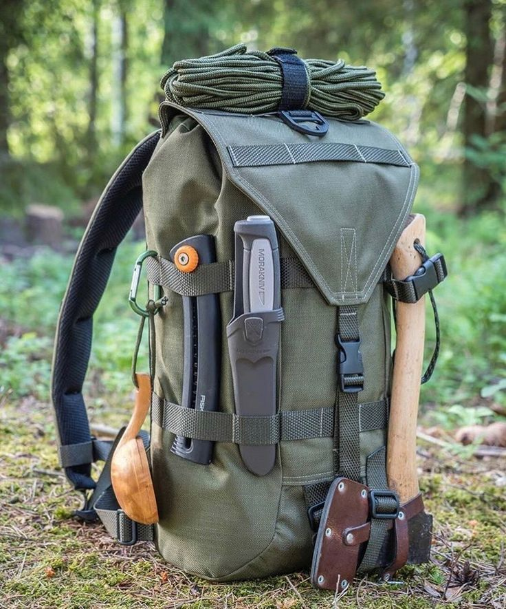 Photo of Bug-Out-Bag