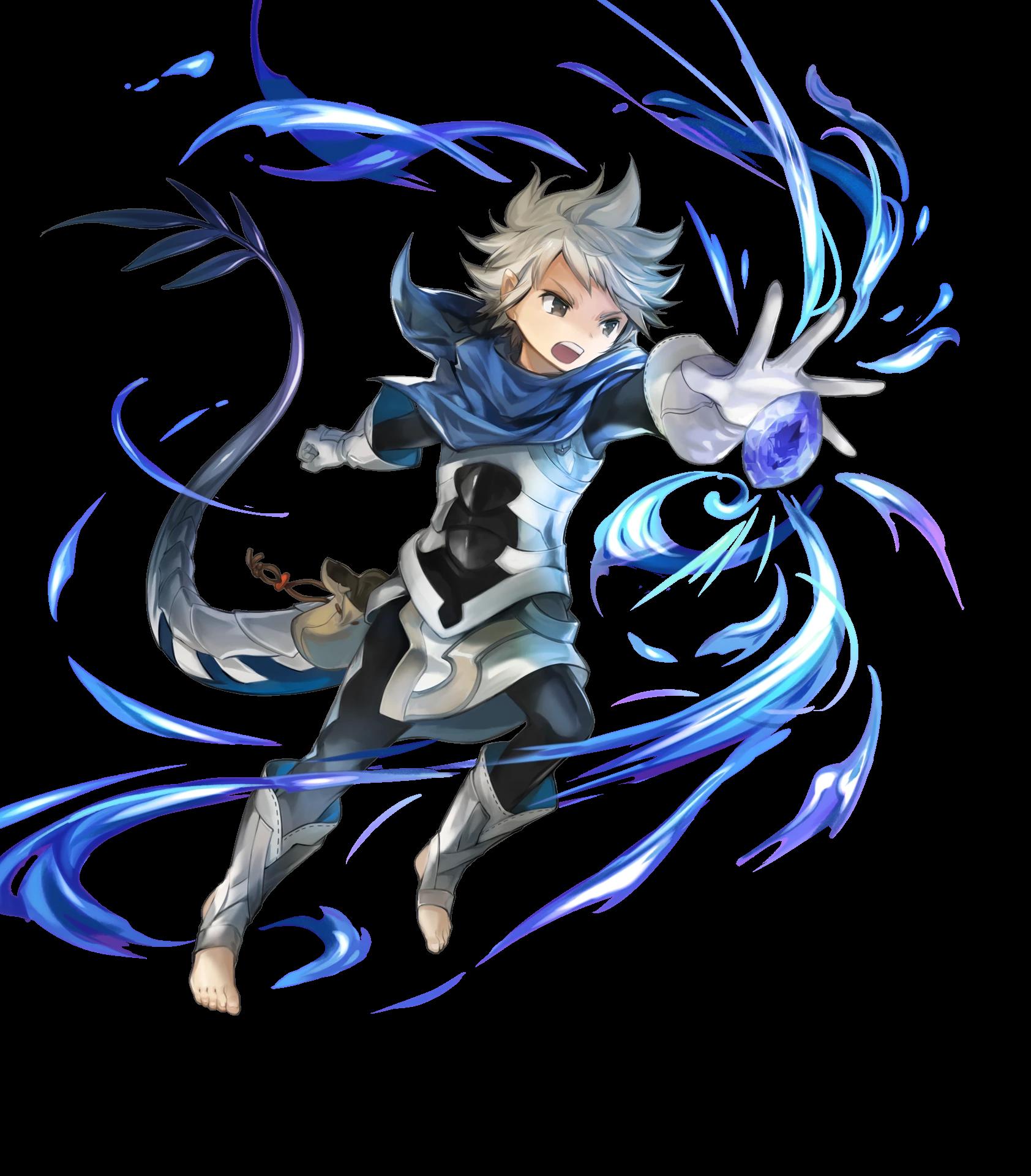 Kana Dragon Spawn Kunst, Emblem