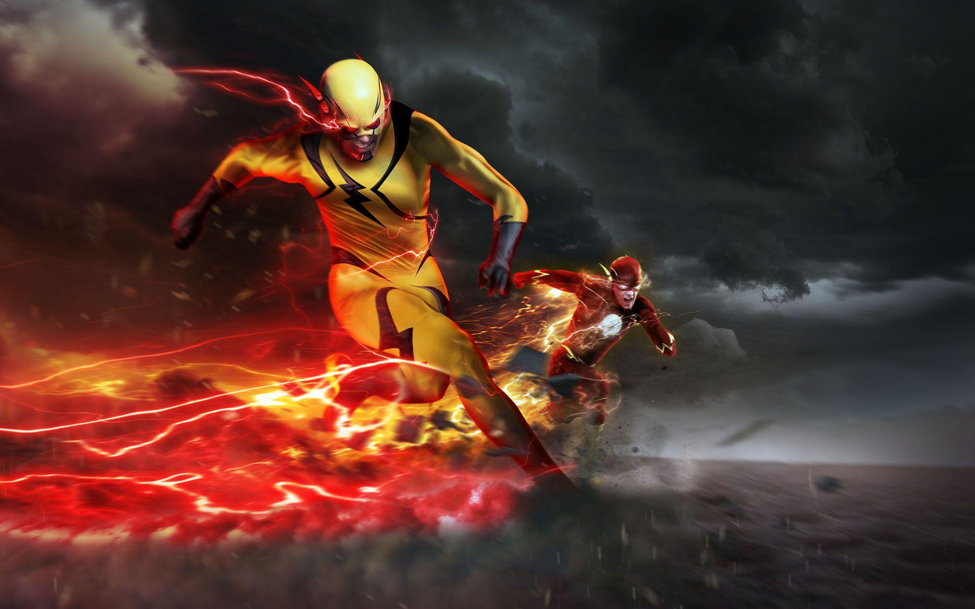 The Flash CW HD desktop wallpaper Widescreen High
