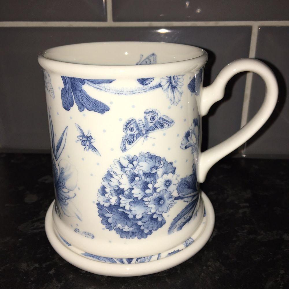 Portmeirion Botanic Blue Mug 0.35 L
