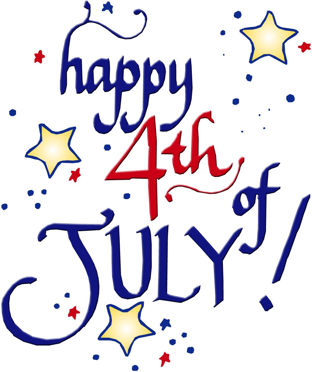 red white and blue christmas clip art happy 4th of july snoopy rh pinterest com  free clipart happy 4th of july