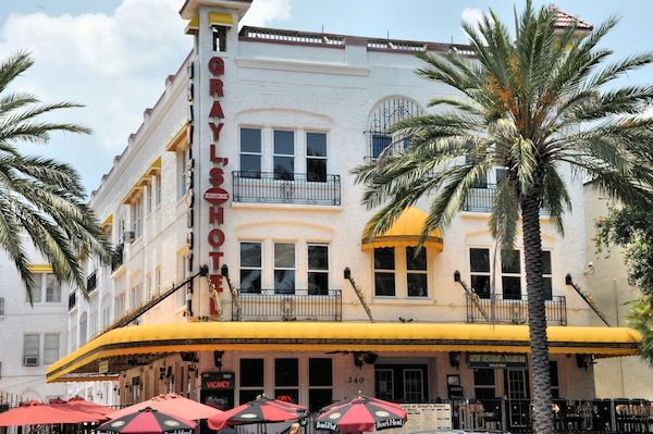Visit St Pete Historic Hotels In Petersburg Florida