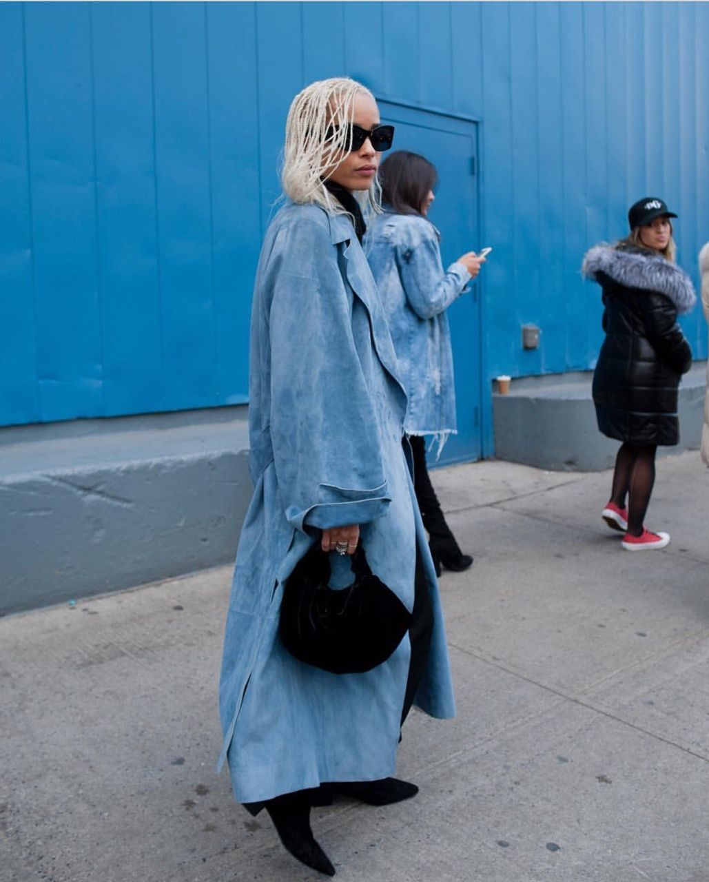 Zoe Kravitz Style 2017