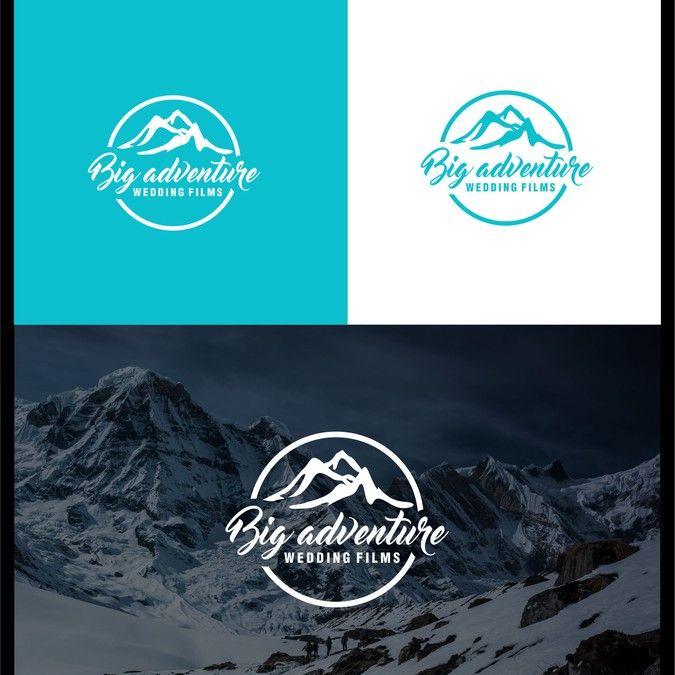 Create An Adventurous Logo For A Cinematic Film Company Wedding Service By Futuristicbug