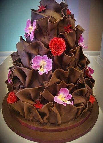 gyönyörű torta képek Tortacsodák   gyönyörű torta,Tortacsodák   Kalocsai mintás  gyönyörű torta képek