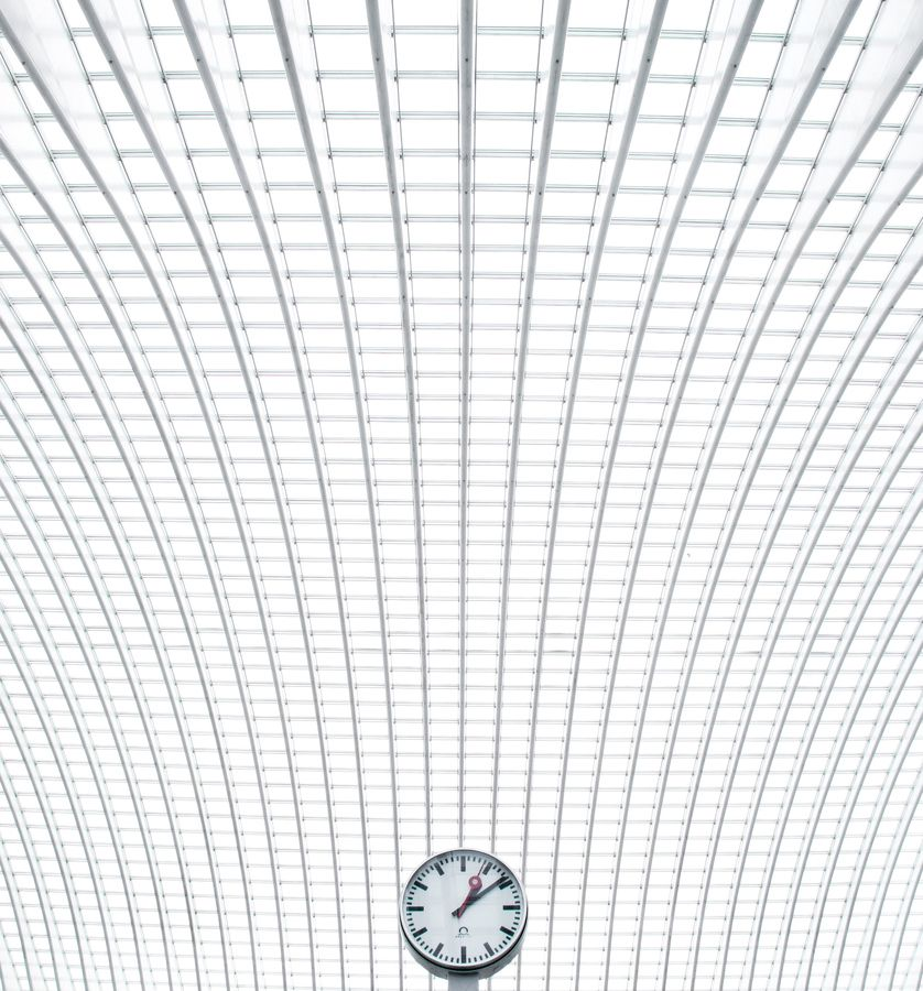 santiago calatrava. photo credit, harald wagener.