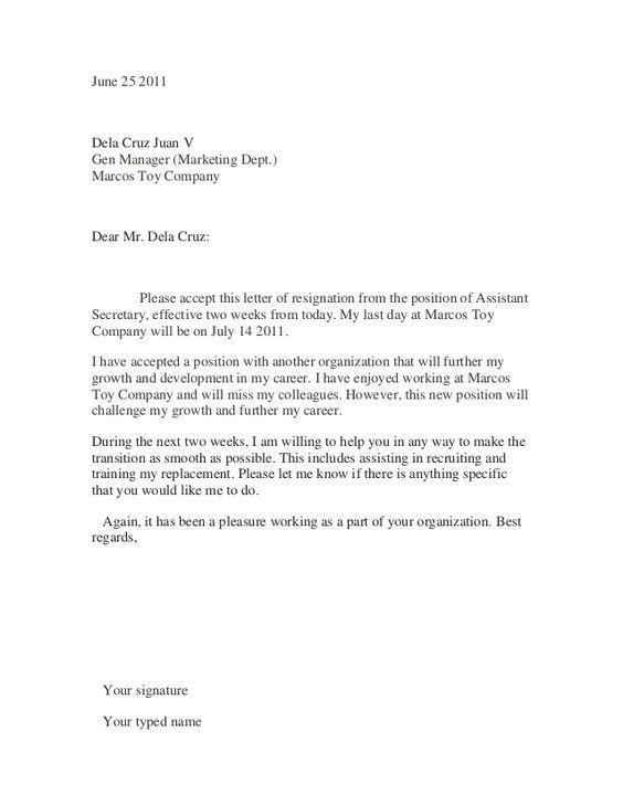 How write resign letter resignation amp cover sample job position how write resign letter resignation amp cover sample job position hold business spiritdancerdesigns Images