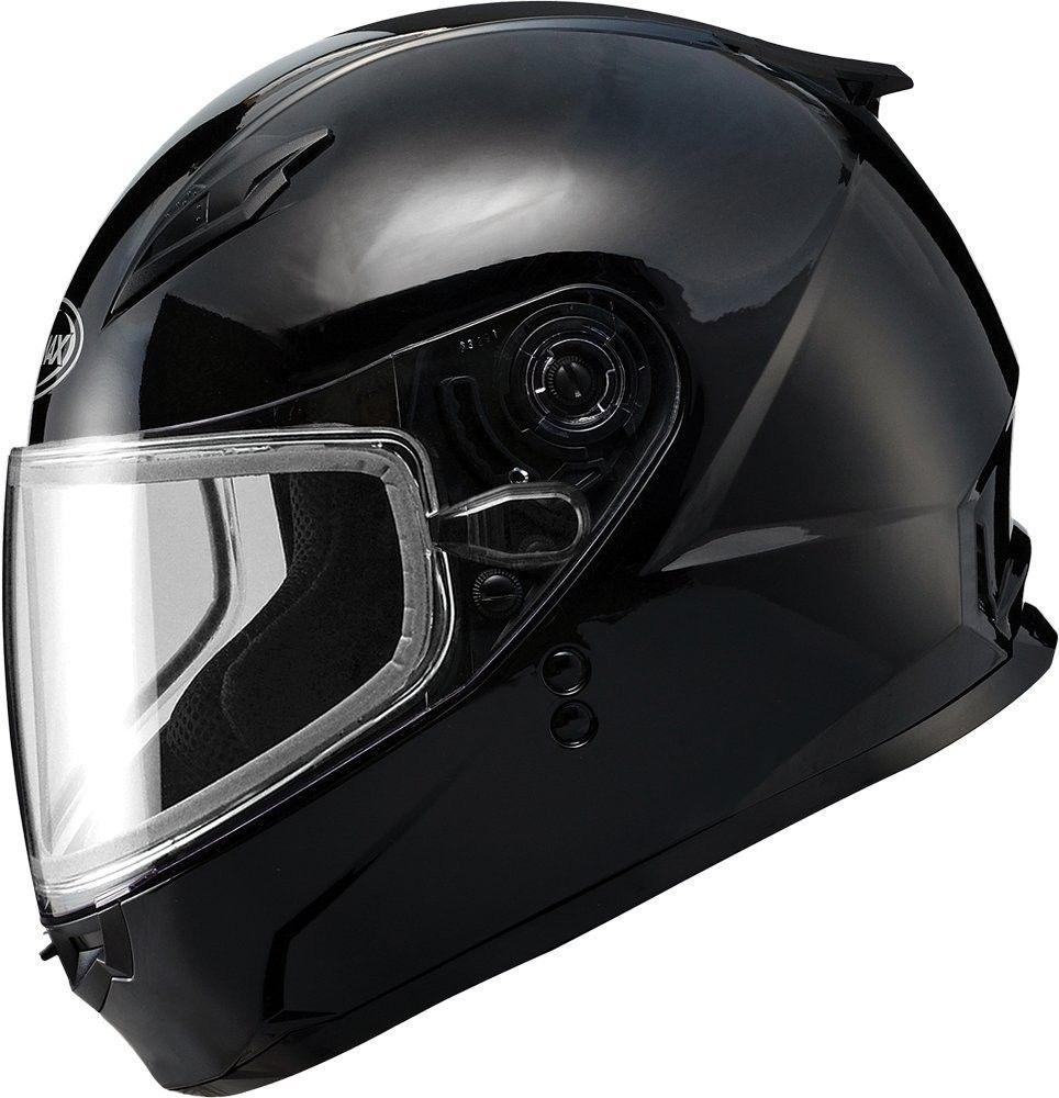 Gmax Gm49y Solid Youth Snowmobile Helmets Snowmobile Helmets Helmet Dot Approved Helmets