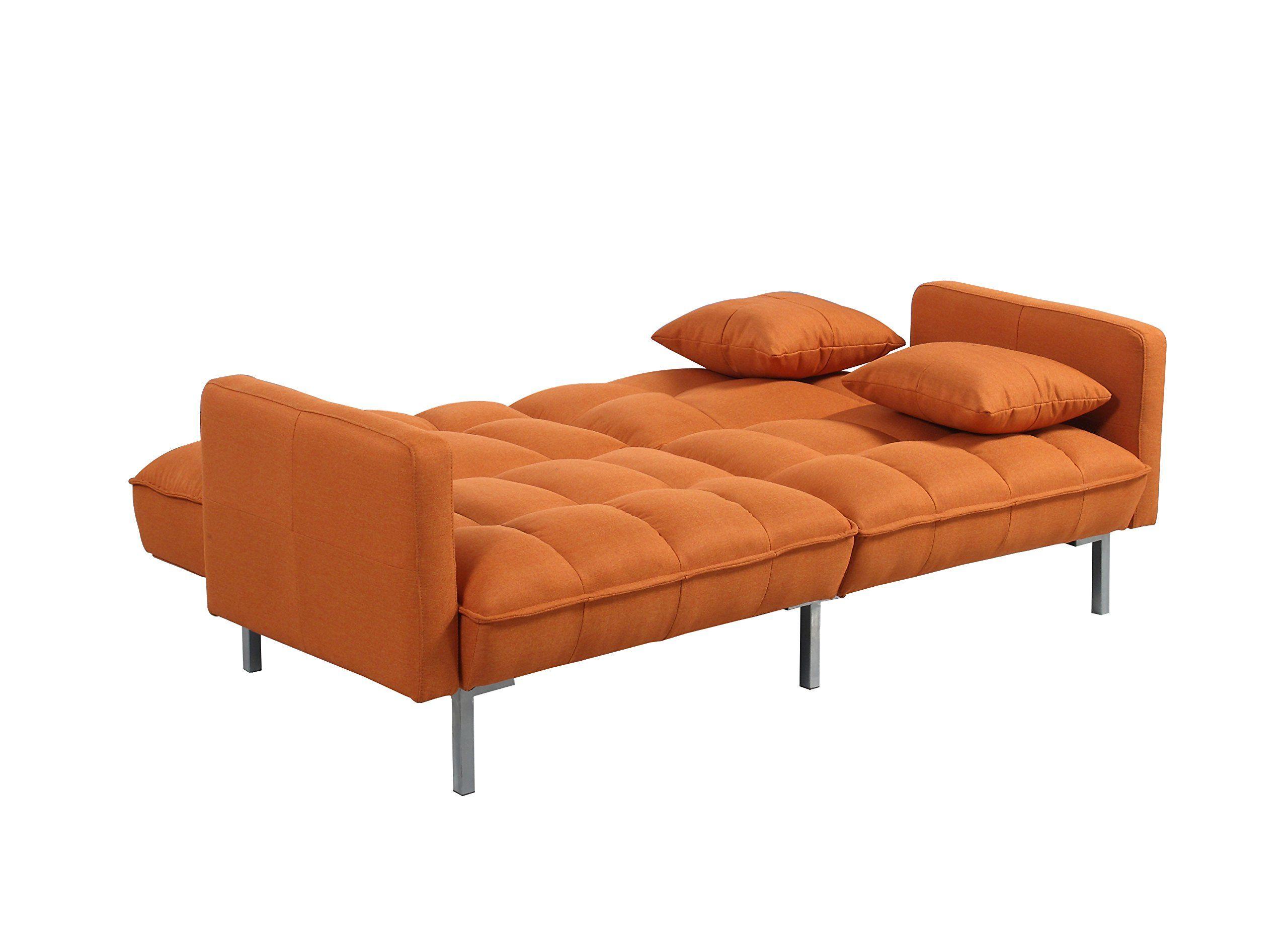 Divano Roma Furniture Collection Modern Plush Tufted Linen