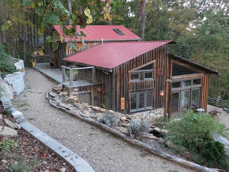 Asheville vacation rental vrbo 467351 1 br smoky for Asheville area cabin rentals