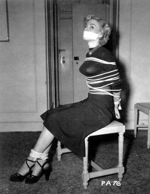 Irving Klaw, Bondage Photographs