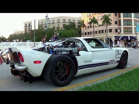 Youtube Ford Gt Street Cars Car