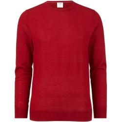 Photo of Olymp Level Five Strickpullover, Body Fit, ziegelrot, Xl Olympymp
