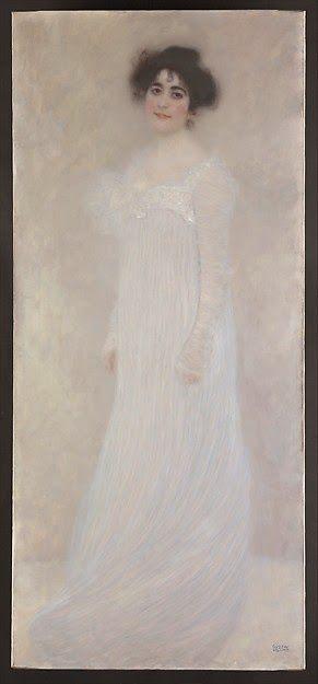 Major dealers and patrons of the arts: Serena Lederer (Gustav Klimt) http://designmuitomais.blogspot.com.br/2014/11/grandes-marchands-e-mecenas-da-arte.html