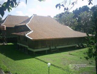 Rumah Adat Dari Provinsi Sumatera Selatan Rumah Indonesia Beautiful