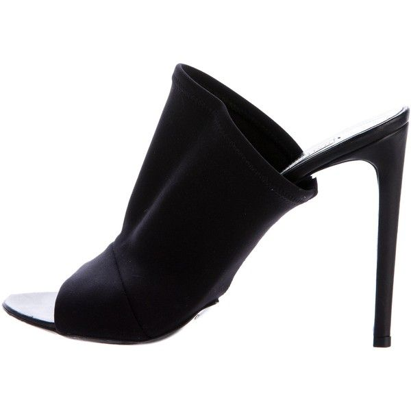 Pre-owned - Black Leather Heels Balenciaga Official Site Online Buy Online With Paypal Deals Cheap Amazon pVzJ0vv7re
