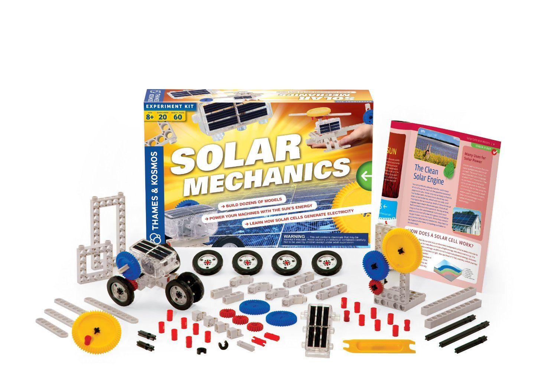 Thames & Kosmos Solar Mechanics Toys & Games