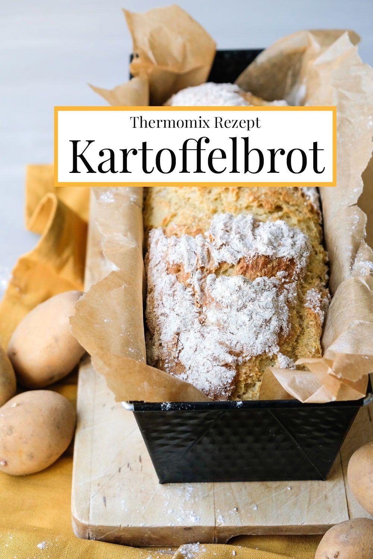 Rezept: Kartoffelbrot {Thermomix}