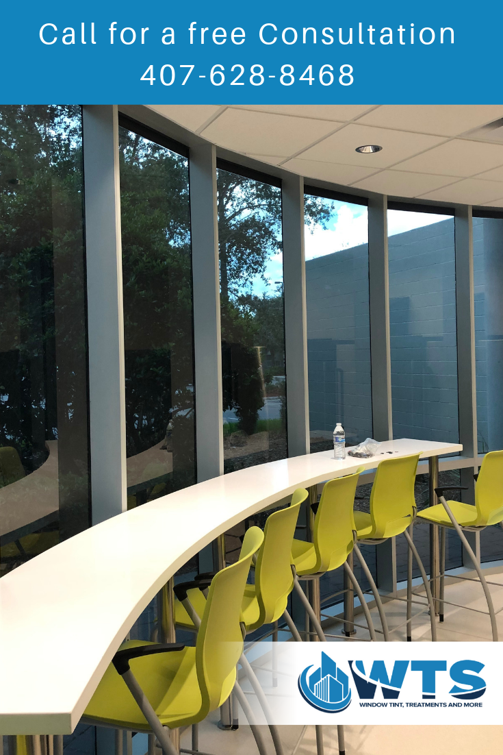 Keep Your Cafe Cool With Our Heat Reducing Window Tints