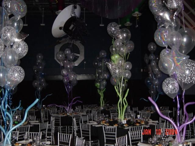 Outer space decorations google search night of stars for Decor outer space