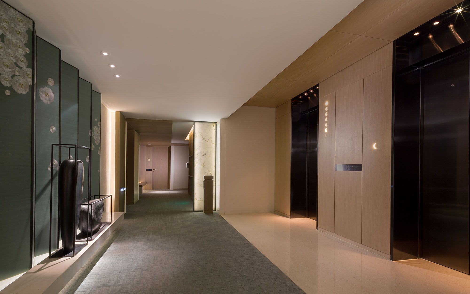 The East Hotel In Hangzhou Design By Andy Zon C 室内