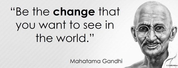 Mahatma Gandhi Quotes Famous Quotes Sayings Pinterest Quotes
