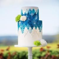 Contemporary Cake Designs, Step by Step Online Class