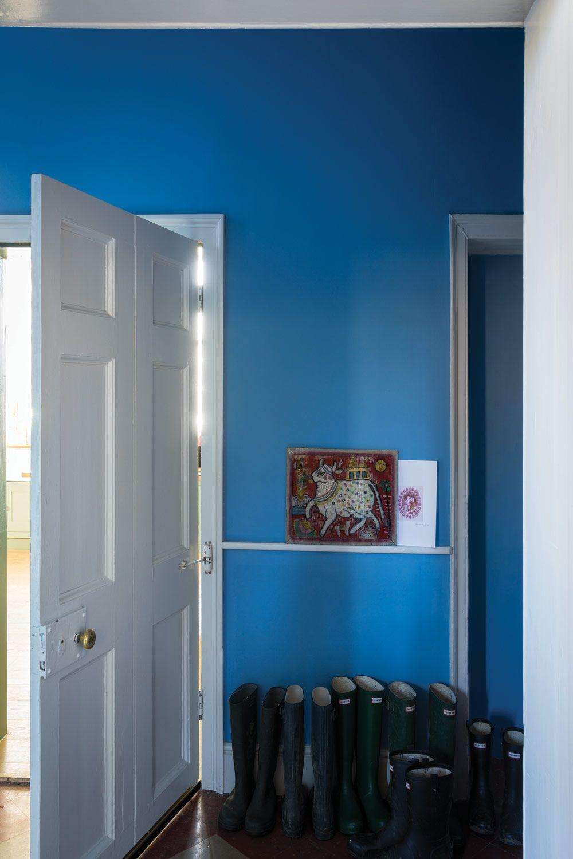Paint Colours | Cook\'s Blue | Farrow & Ball | Bathroom | Pinterest ...