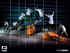 Greg lutika globe skateboarder
