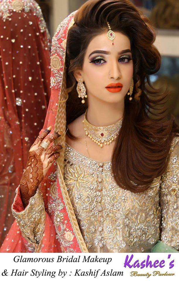 Kashees Beauty Parlour Bridal Make Up Meakup Bridal Makeup