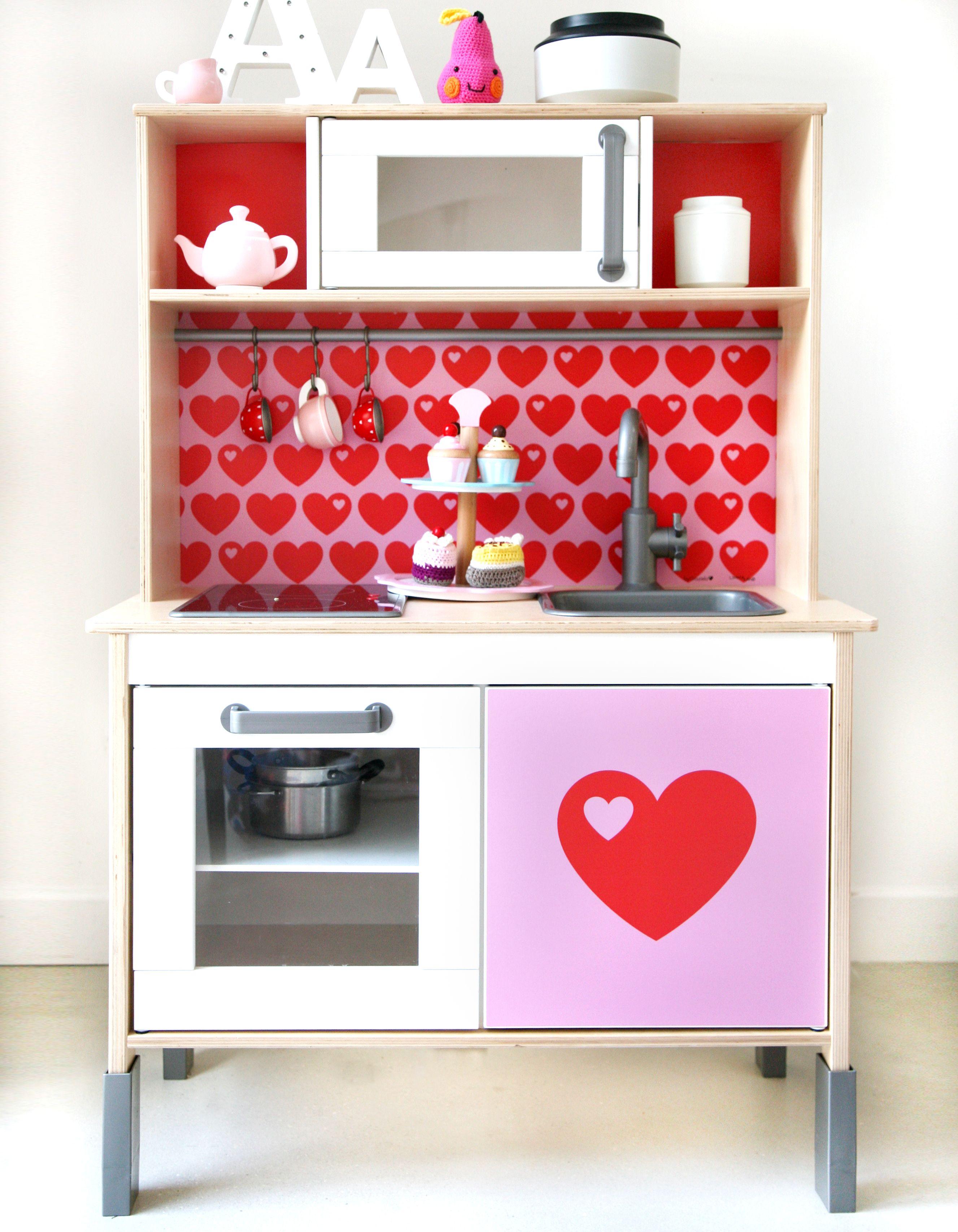 IKEA DUKTIG Kinderküche pimpen - jetzt auch mit exklusivem ...