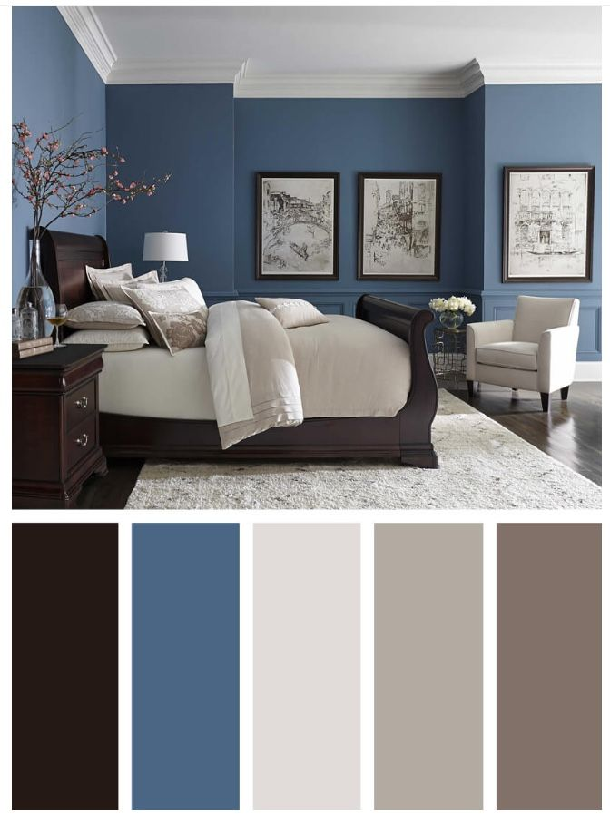 Colors idea | Best bedroom colors, Room color ideas bedroom ...