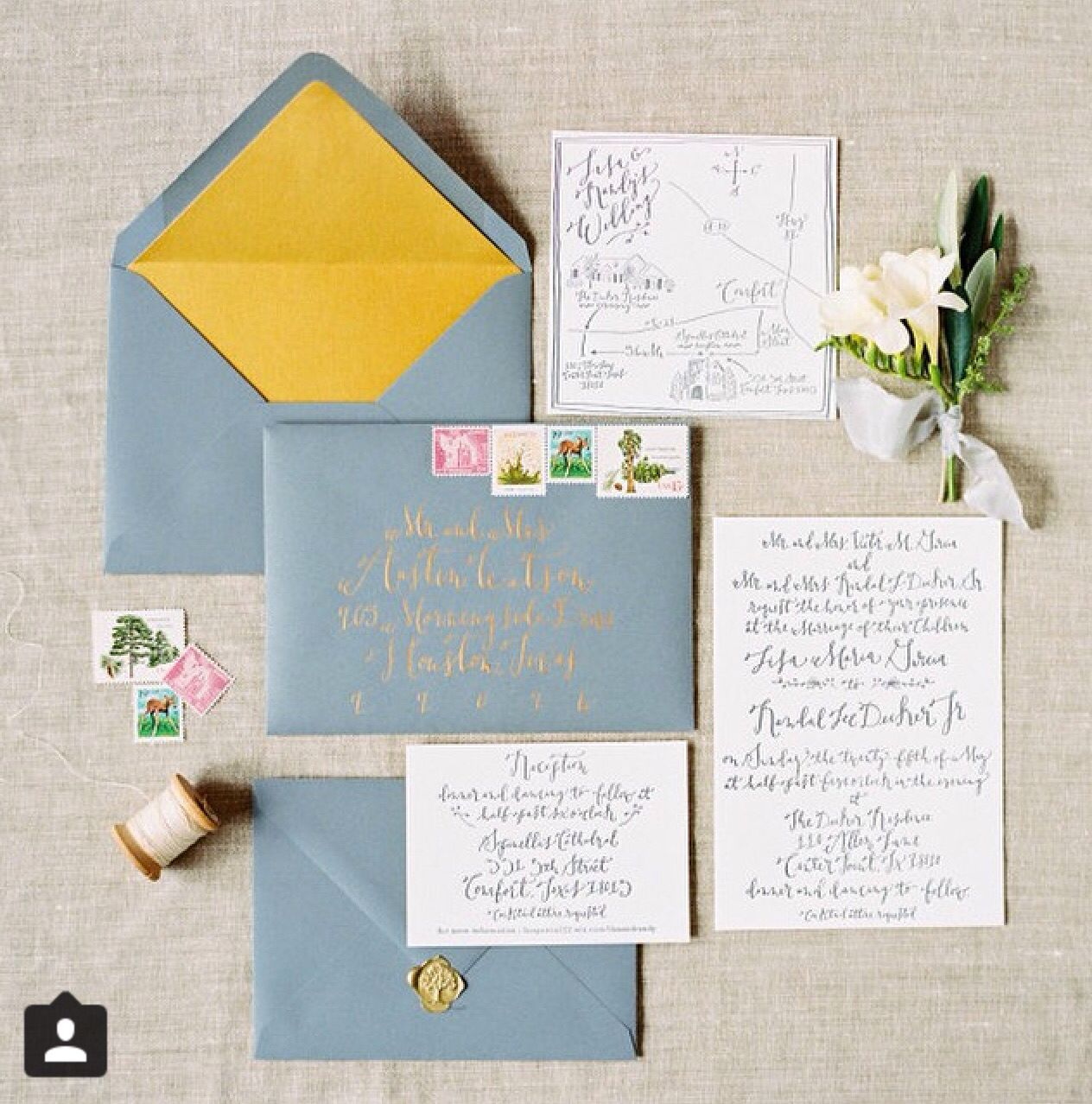 Pinterest Obscollective Vows Stationery Pinterest Wedding