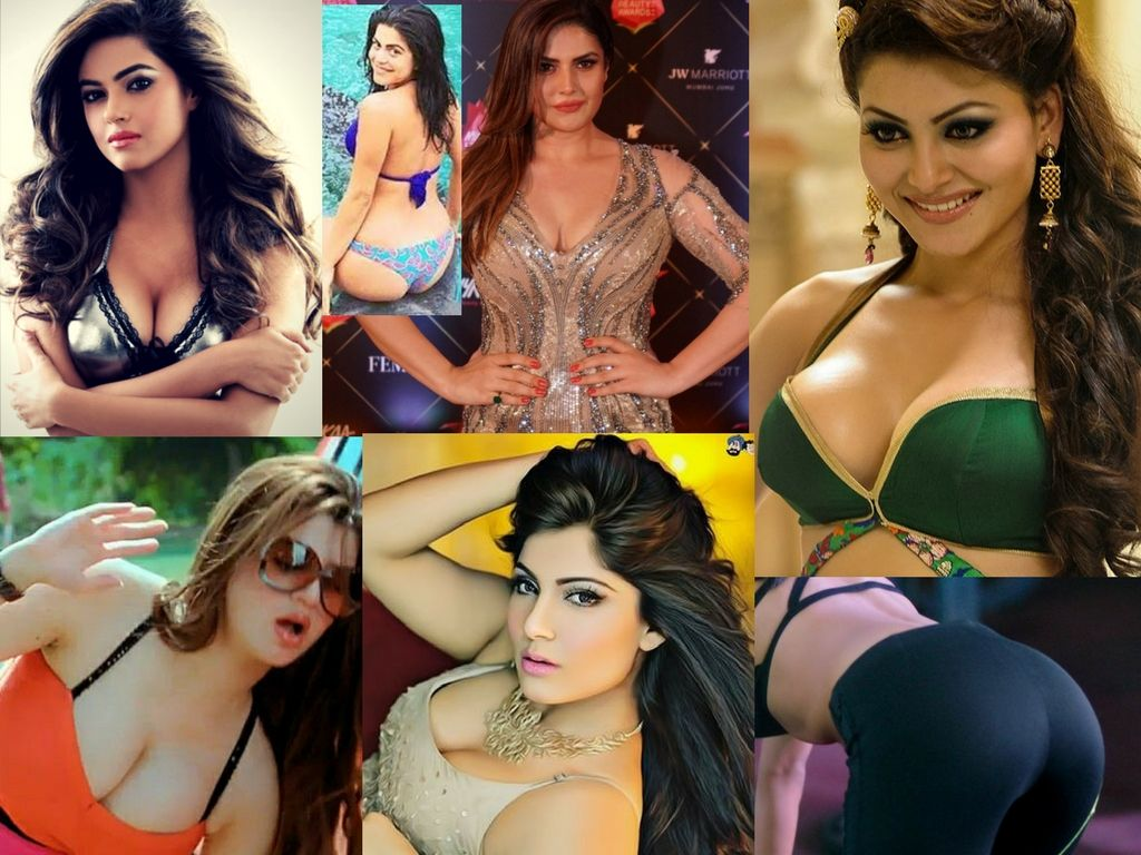 Watch The full video of Bollywood Babes REVEALING their SEXY Big #cleavages  never seen before. #bollywood #actresses have #sexy assets which are hard  to ...