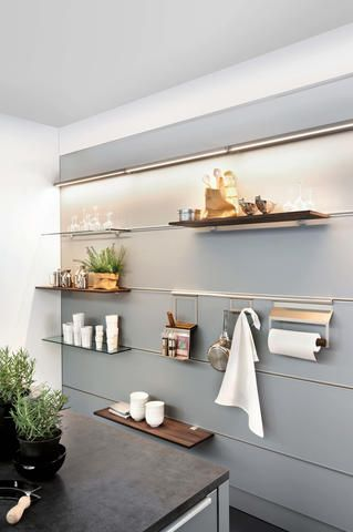 Küchenideen moderne Inspirationen nolte-kuechende Nolte - nolte küchen zubehör