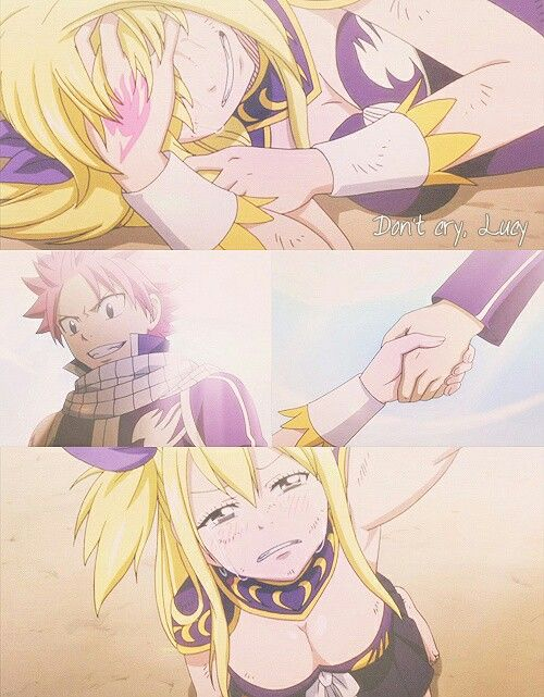 NaLu during the Grand Magic Games