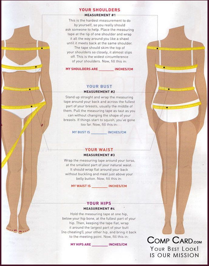 Perfect body size