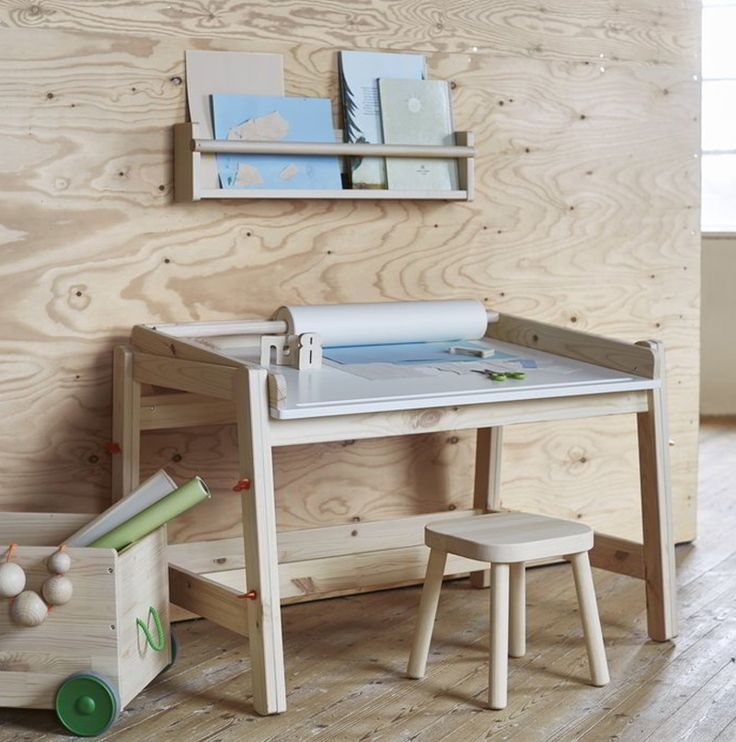 Natural Wood Kids Furniture In Kids Rooms By Kids Interiors Ikea Kids Kids Room Furniture Kids Furniture