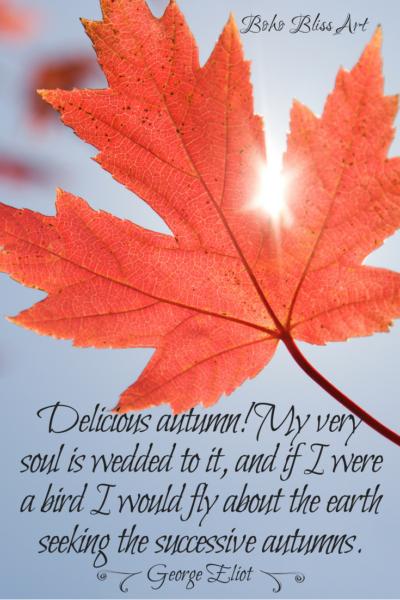 22 Autumn Quotes to Entice Your Senses