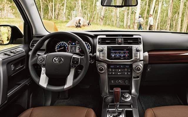 2020 Toyota 4runner Interior Toyota 4runner Toyota 4runner
