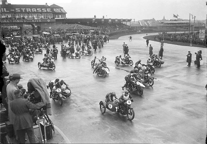 Motorradrennen Heute