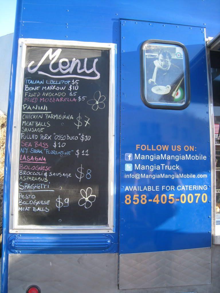 Devilicious and food truck fabulousness food truck menu