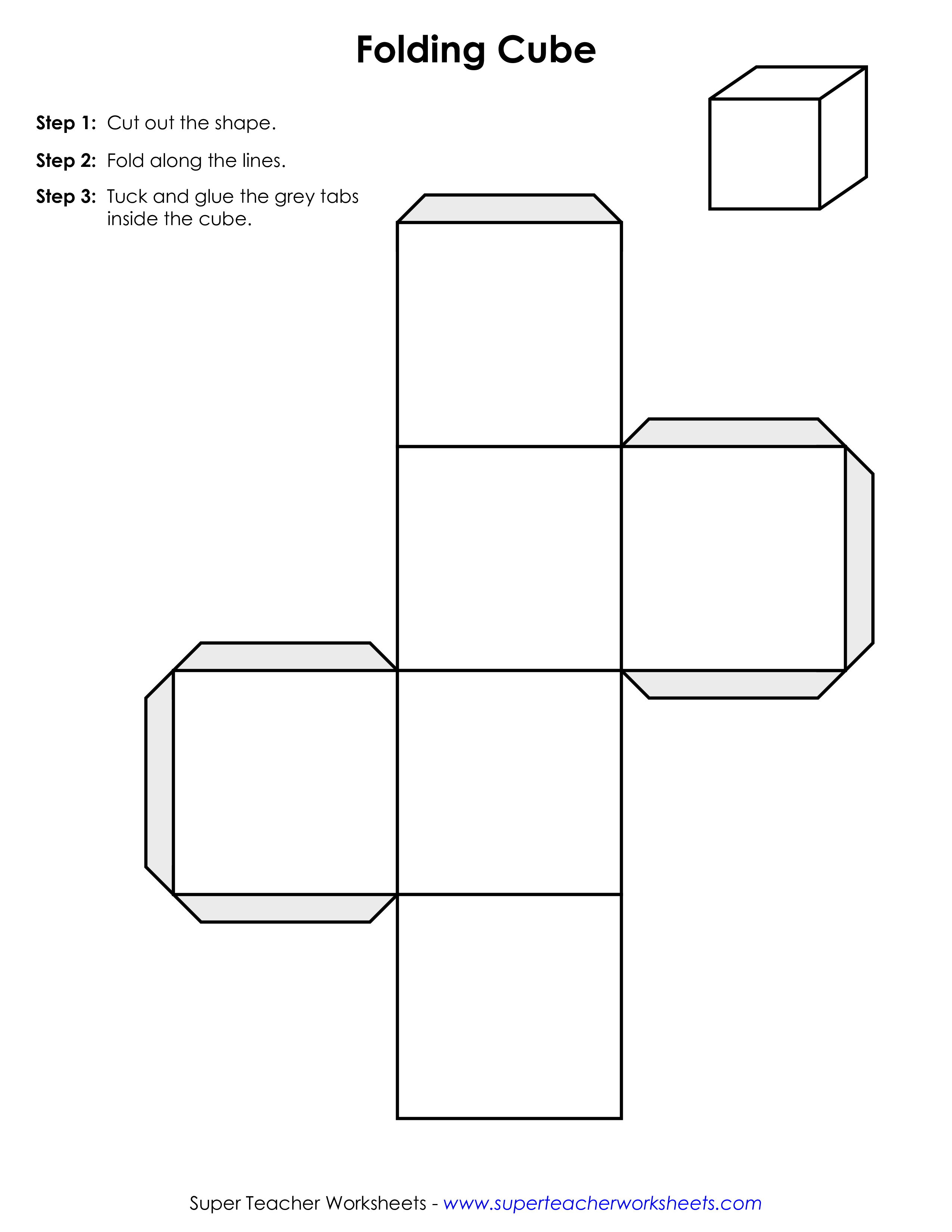 Folded Cube
