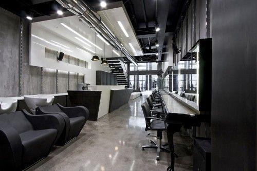 futuristic ultra-modern salon d/ #shop   salon   Pinterest ...