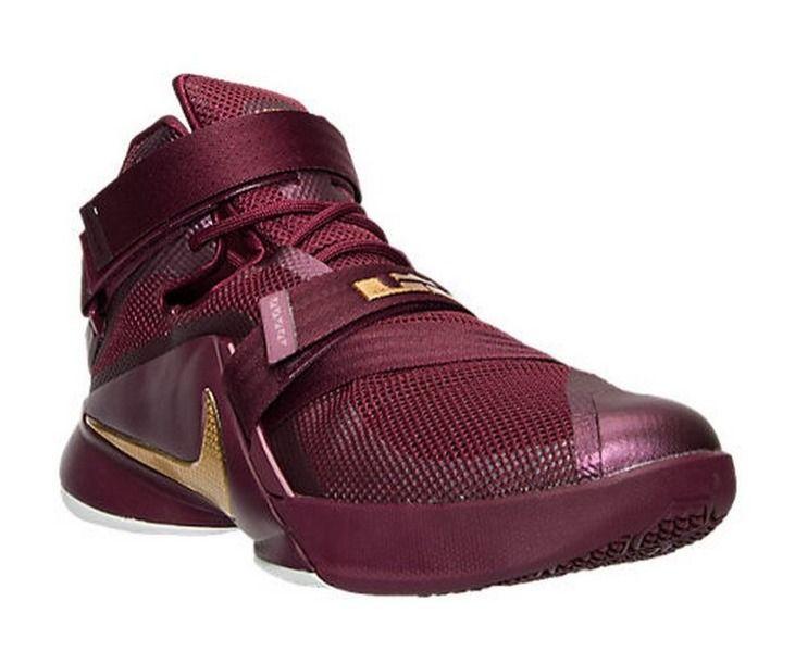 Men's Lebron Basketball 670 Shoe NEW Nike Soldier 749490 IX nwOk8P0