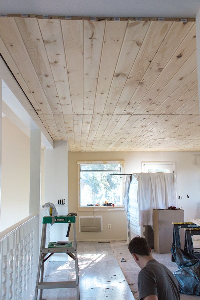 Beautiful Basement Ceiling Diy