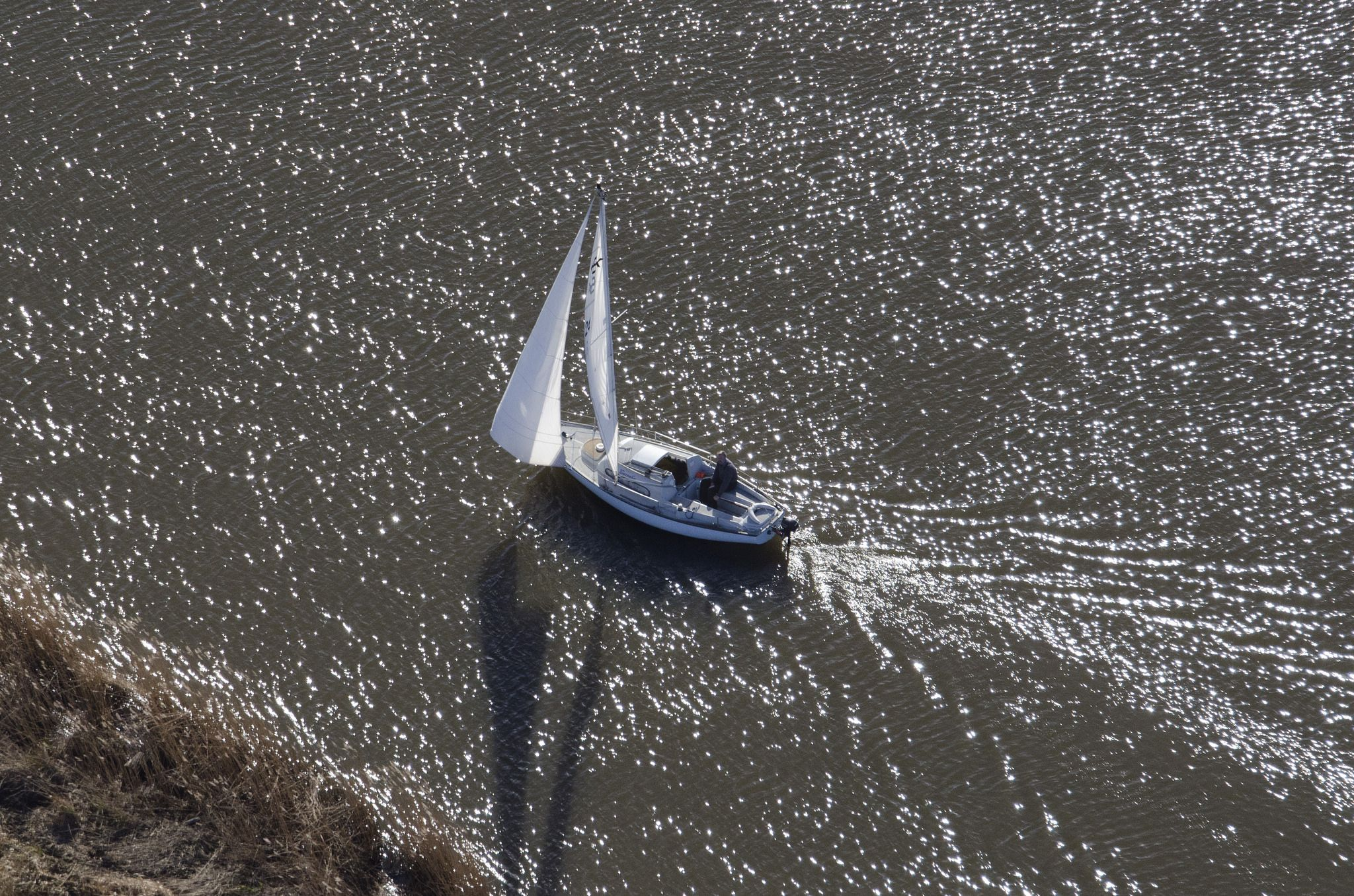 Sailing Boat aerial Baccalux? | by John D F